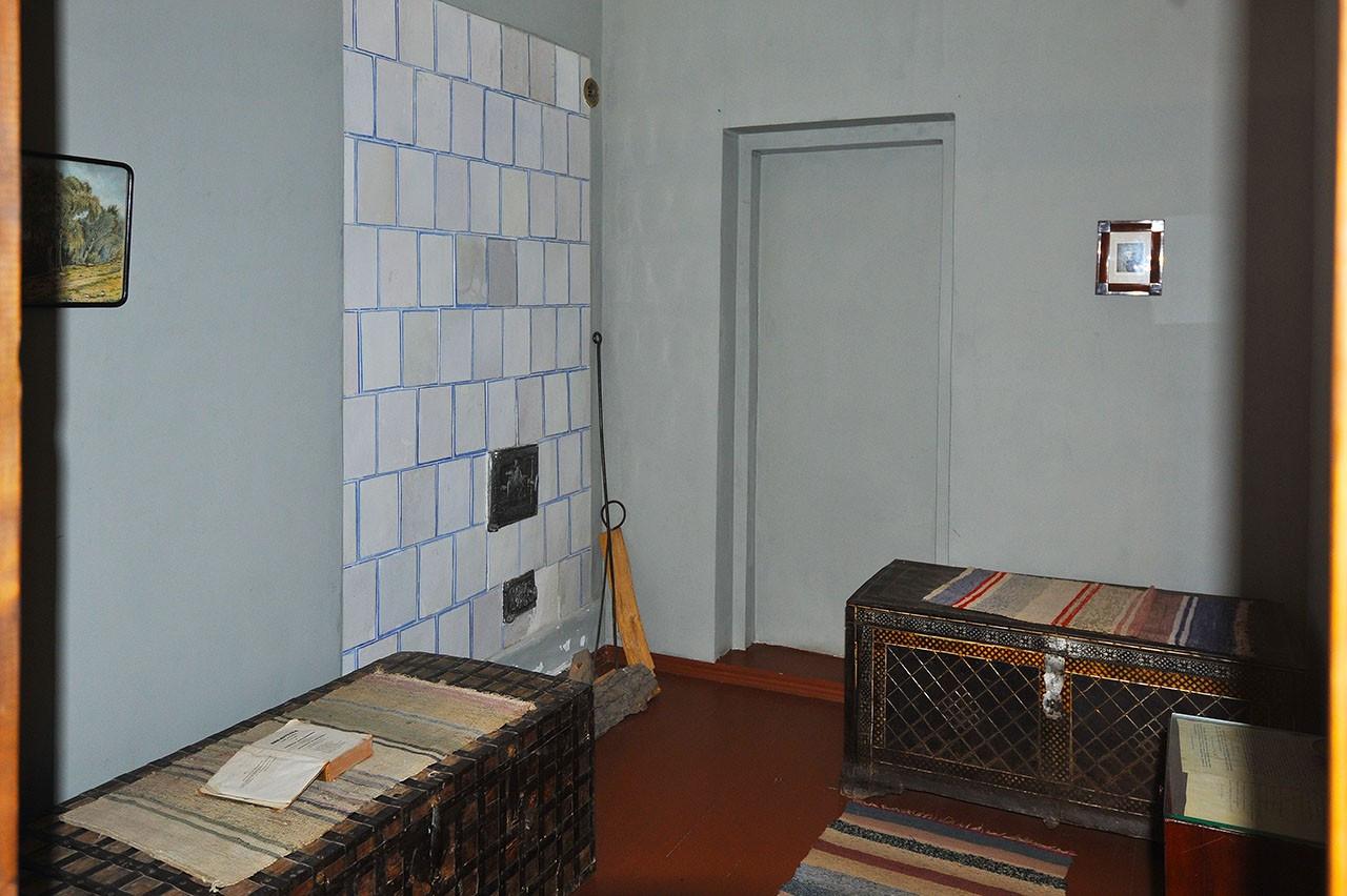 اتاق خواب فیودور و میخائیل