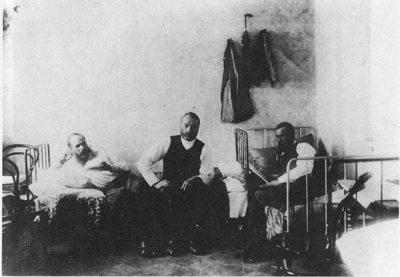 داستایفسکی در زندان 1853